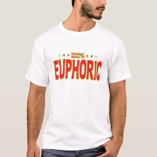 Euphoric Star Tag T-Shirt