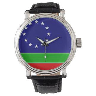 eurasia flag europe asia continent symbol watch