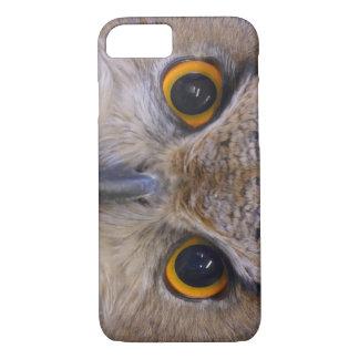 Eurasian eagle-owl iPhone 7 case