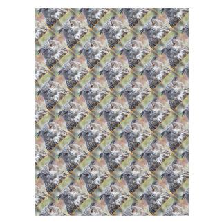 Eurasian Eagle-Owl, Uhu 02.2.o Tablecloth