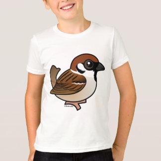 Eurasian Tree Sparrow T-Shirt