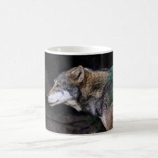 Eurasian Wolf Coffee Mug