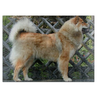 Eurasier_full Cutting Board