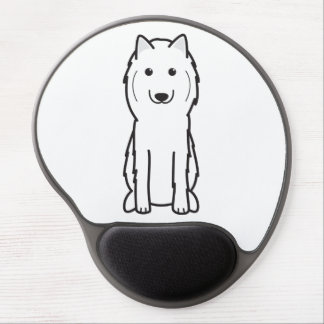 Eurasier Gel Mouse Pad