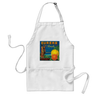 Eureka Brand Florida Citrus Fruit Standard Apron