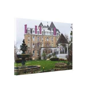 Eureka Crescent Canvas Print