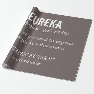 Eureka Definition Archimedes Principle Science