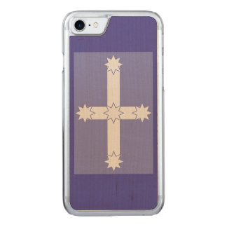 Eureka Flag Carved iPhone 7 Case