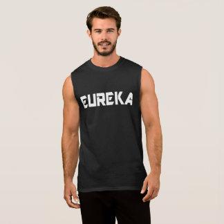😜💡Eureka-Funny Cool Exclamation Men's Sleeveless Sleeveless Shirt