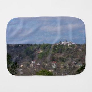 Eureka Hill Side Burp Cloth