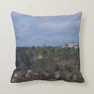 Eureka Hill Side Throw Pillow
