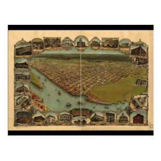Eureka, Humboldt County, California (1902) Postcard