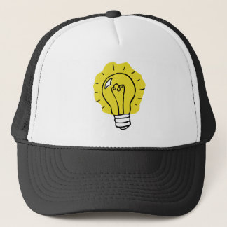 Eureka! Lightbulb Idea Hat