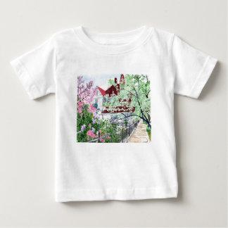 Eureka Springs Victorian House Baby T-Shirt