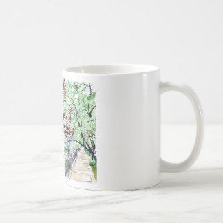 Eureka Springs Victorian House Coffee Mug