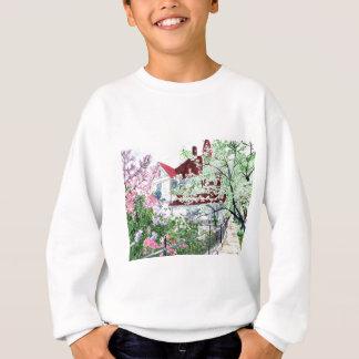 Eureka Springs Victorian House Sweatshirt