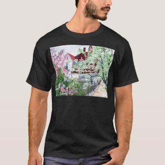 Eureka Springs Victorian House T-Shirt