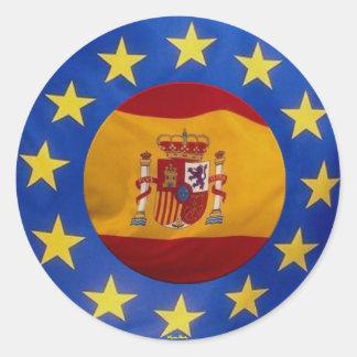 Euro 2008 -Spain- Sticker