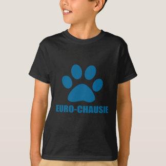 EURO-CHAUSIE CAT DESIGNS T-Shirt