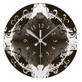 Euro-Classic-Vintage (c)_BW Large Clock