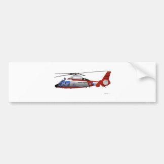 Eurocopter HH-65C Dolphin Bumper Sticker
