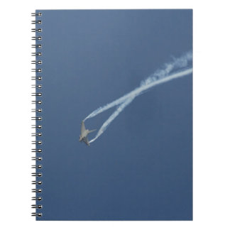 Eurofighter Typhoon flight 1 Notebook