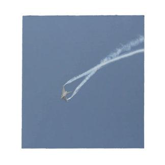Eurofighter Typhoon flight 1 Notepads
