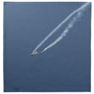 Eurofighter Typhoon flight 3 Napkin