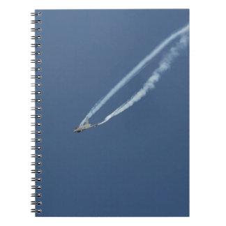 Eurofighter Typhoon flight 3 Notebook