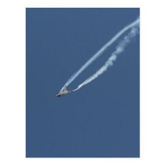 Eurofighter Typhoon flight 3 Postcard