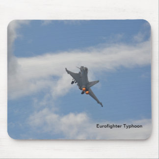 Eurofighter Typhoon Mouse Pad
