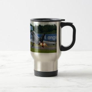 eurofighter typhoon travel mug