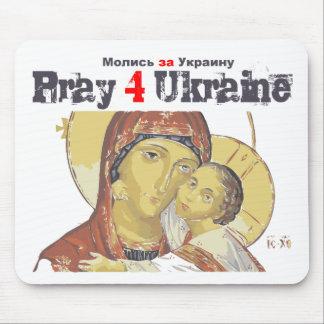 Euromaidan Pray Ukraine Freedom support Mouse Pad