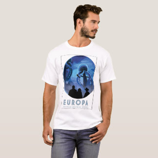 Europa - Discover Life Under the Ice T-Shirt