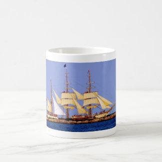 Europa ship coffee mug