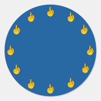 Europa Sticker