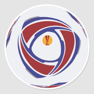 EuropaLeague Ball Stickers