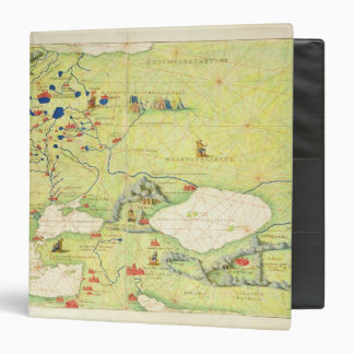 Europe and Central Asia 3 Ring Binder
