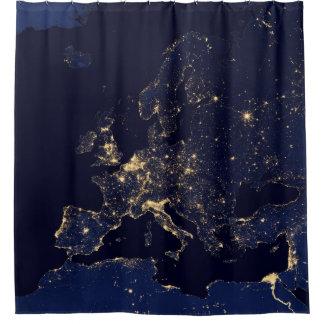 Europe At Night -