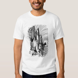 Europe, Austria, Salzburg. Cherub and monument 2 Tee Shirt