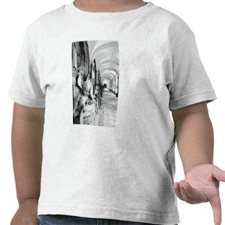 Europe, Austria, Salzburg. Cherub and monument 2 T Shirt
