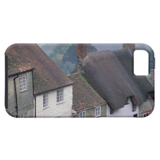 Europe, England, Dorset, Gold Hill, Shaftesbury. 2 Case For The iPhone 5