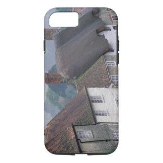 Europe, England, Dorset, Gold Hill, Shaftesbury. 2 iPhone 7 Case