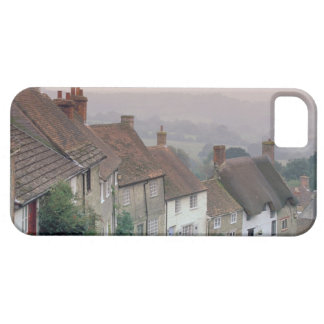 Europe, England, Dorset, Gold Hill, Shaftesbury. iPhone 5 Cover