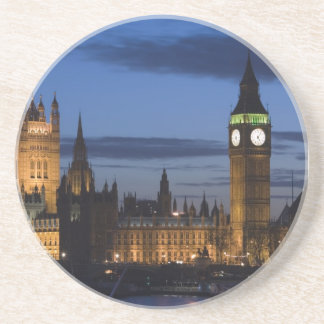 Europe, ENGLAND, London: Houses of Parliament / Drink Coasters