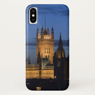 Europe, ENGLAND, London: Houses of Parliament / iPhone X Case