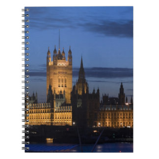 Europe, ENGLAND, London: Houses of Parliament / Notebook