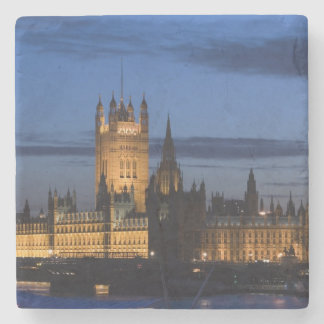 Europe, ENGLAND, London: Houses of Parliament / Stone Coaster
