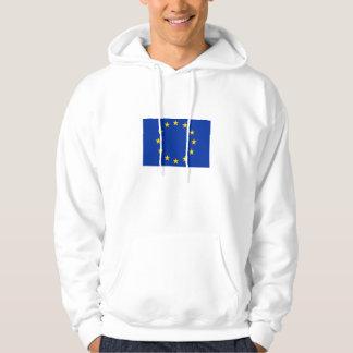 Europe flag hoodie