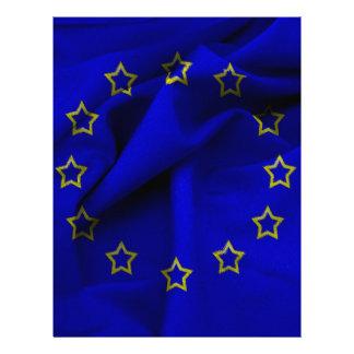europe-flag letterhead